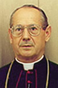Archbishop Jose Sebastian Laboa (Source: Times of Malta)