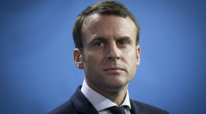 Macron's Maneuvers on the New Cold War   ConsortiumNews