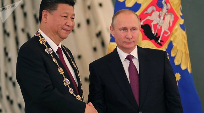 Russia-China Tandem Shifts Global Power | Ray McGovern