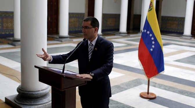 'Opposition lobbied in US for sanctions, now they blame Maduro' – Venezuelan FM