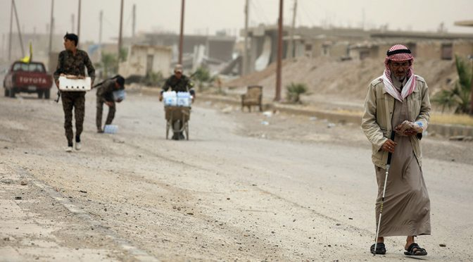 27 Trapped Residents are Killed per Day by ISIS & US Airstrikes in Raqqa | UN