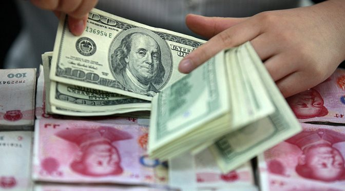 A US-China Trade War will End US Financial Monopoly | Jim Rogers