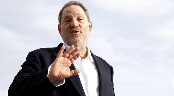 Weinstein Scandal: What it tells us about celebs, politics & Hollywood