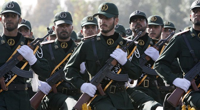 Defense Against 'Deviance': What Is the Iranian Revolutionary Guard Corps?
