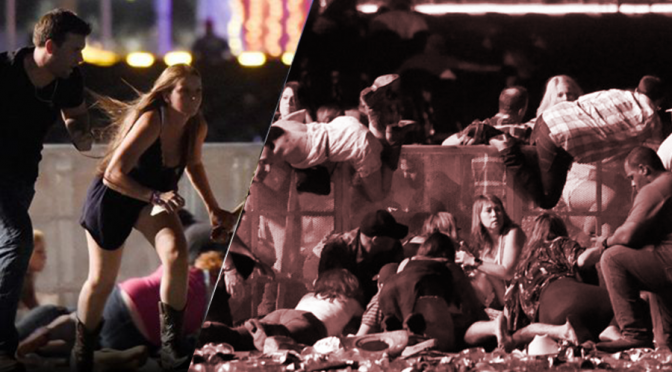 Vegas Shooting: Official Scenario Crumbling