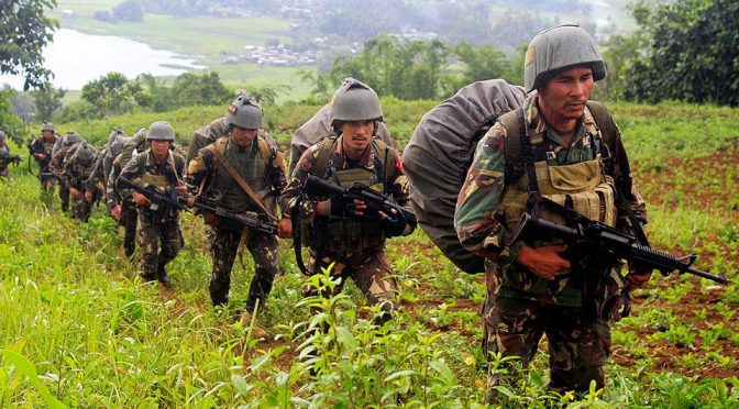 ISIS Operations in the Philippines Failed; Maute Brothers Wiped Out