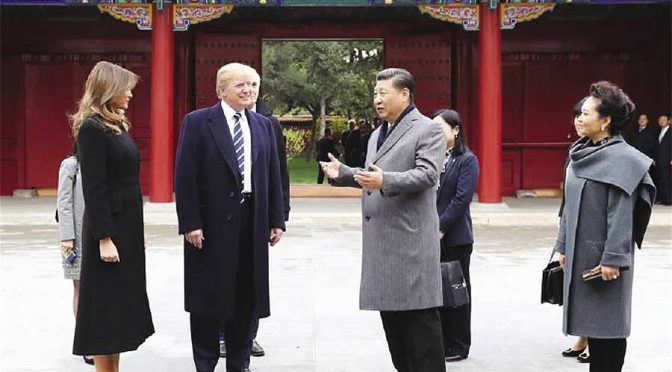 Chinese Ambassador Sets the Record Straight on Importance of Xi-Trump Meeting