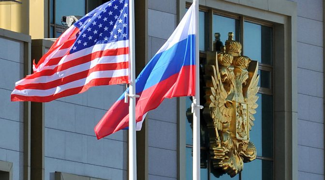 Western Deep State Expels Russian Diplomats from its Dominion