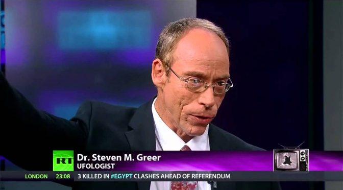 Steven Greer's Explosive Testimony on Deep State Advanced Technology