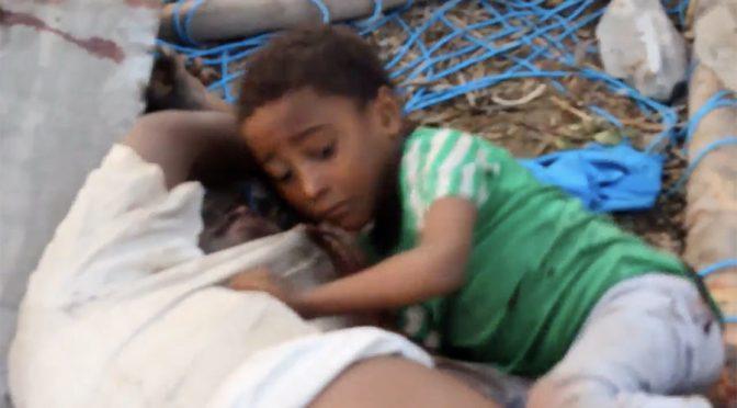 50 Dead, But No Condemnation on Saudi Airstrike vs. Yemeni Wedding Ceremony