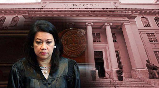 """Philippine Supreme Court """"Chief Justice"""" Sereno Falls into Disgrace"""