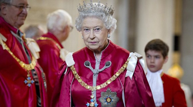 Spy-Gate is Directed by the Crown's Courtiers in the UK, Not by Russia | AIM