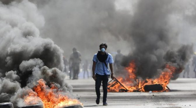 Deep State's Violent Coup Fails in Nicaragua