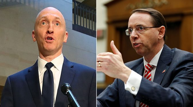 It Was A Failed Coup, Mainstream Media are Covering Up Phony DOJ Dossier
