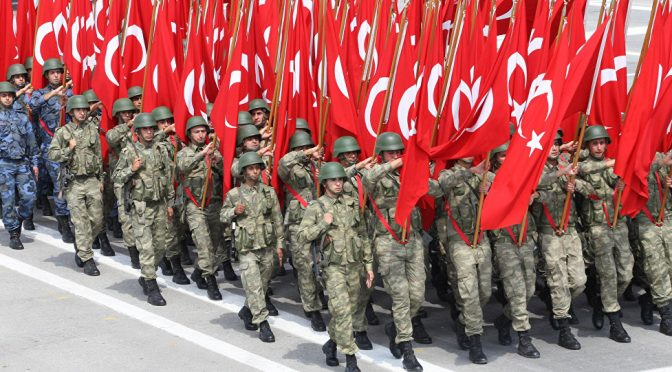 #NATOExit: Shift in Military Alliances