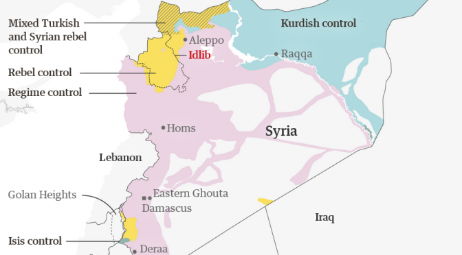 Final Battle to Save Syria Begins with A Big Bang
