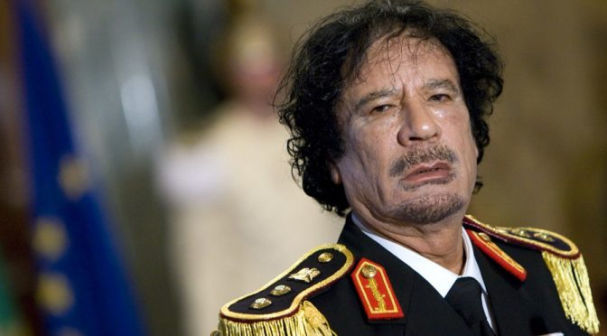 Billions Missing from Frozen Gaddafi Accounts in Belgium