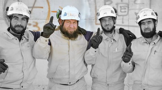 UN Panel Details White Helmets' Staged Chemical Attacks, Organ Thief; MSM Silent