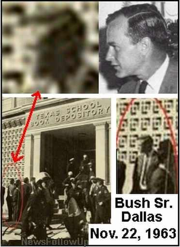 This image has an empty alt attribute; its file name is bush-sr-in-dallas-texas-1963.jpg