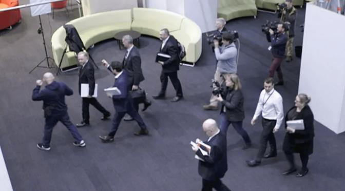 Australia Goes on Assault Spree Against Free Press