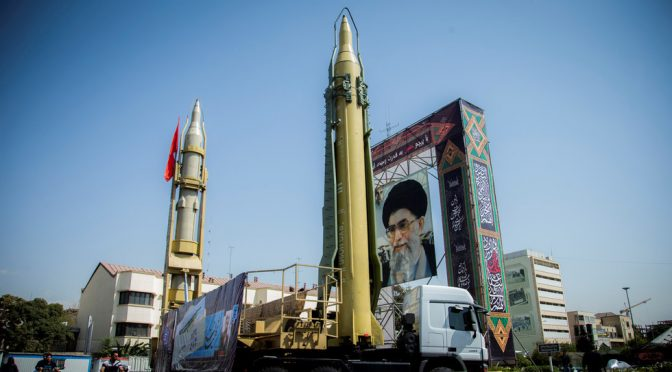 Provoking Iran Could Start a War and Crash the Entire World Economy