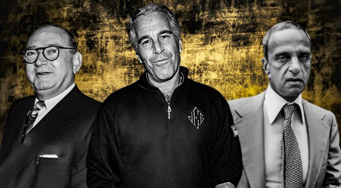 The Shocking Origins of the Jeffrey Epstein Case