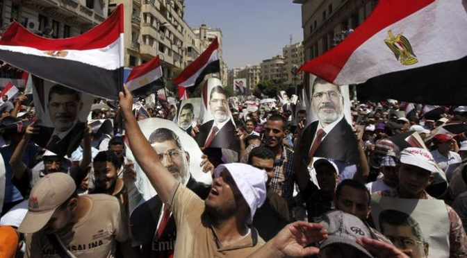 Fake Wars and Big Lies: The Muslim Brotherhood as Assassins