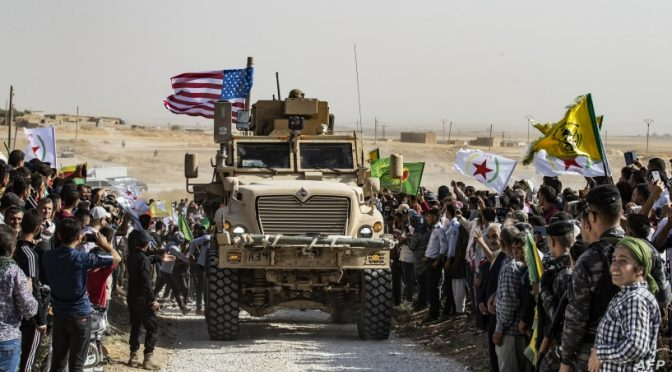 One Rocket Provoked the US Withdrawal from Syria