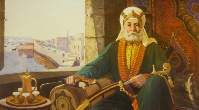 The Story of Daher Al-Umar Undermines Israel's Own Origin Story