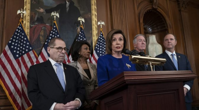 The Real Reason Democrats Are Pushing Trump Impeachment?