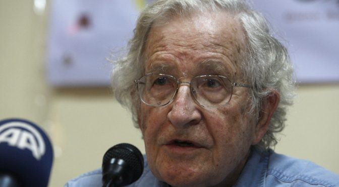 America Has Built a Global Dystopia | Noam Chomsky