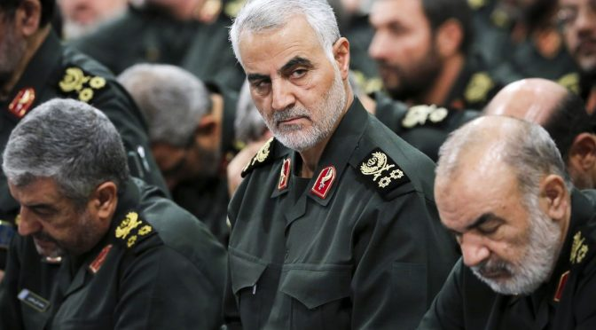 Gen. Qassem Soleimani: The World's Most Accomplished Military Figure in Counter-terrorism