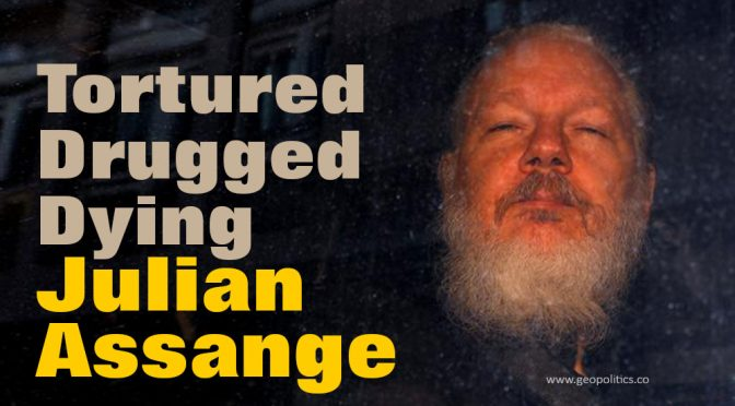 Assange is Dying in UK Category A Prison, While UK Pedophiles Roam Free