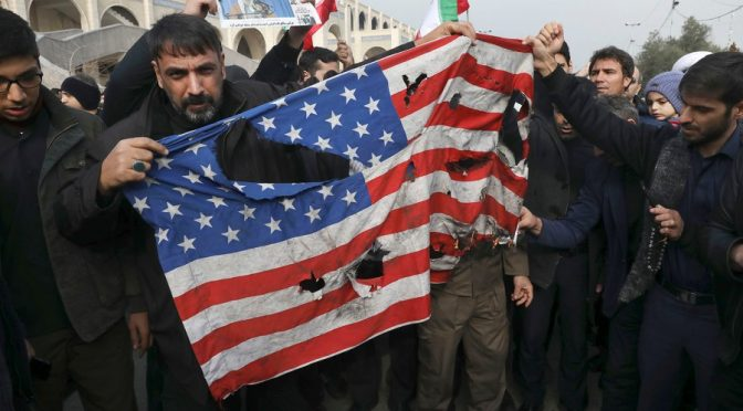 The Soleimani Assassination Fallout Has Begun