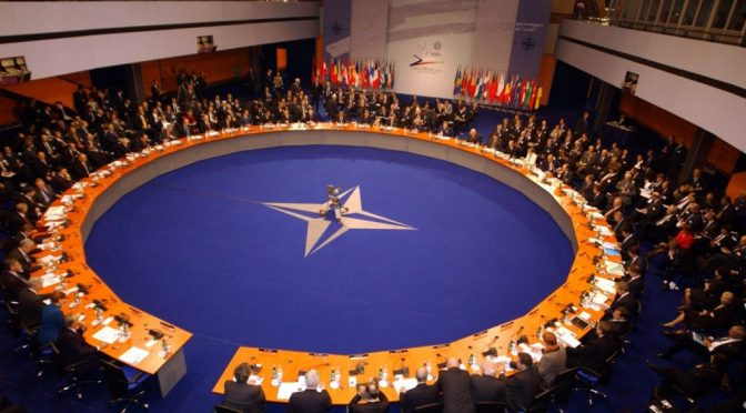 """NATO Go Home!"" | Thierry Meyssan"