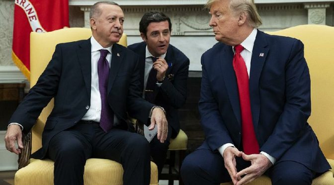 Erdogan Smells a U.S. Rat