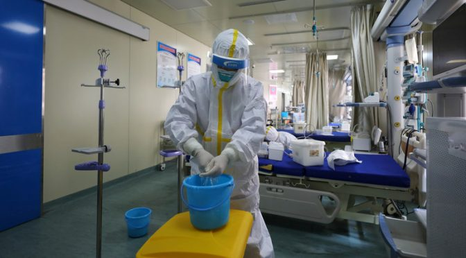 China Sustains Official Statement of US Involvement Re COVID-19 Outbreak