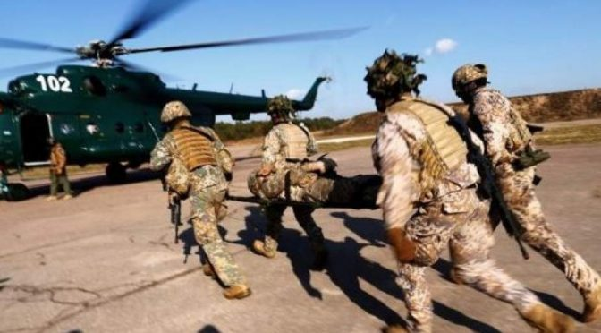 Unmasked: NATO's Dog-Eat-Dog Pandemic Reaction