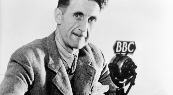 How the British Empire Created and Killed George Orwell