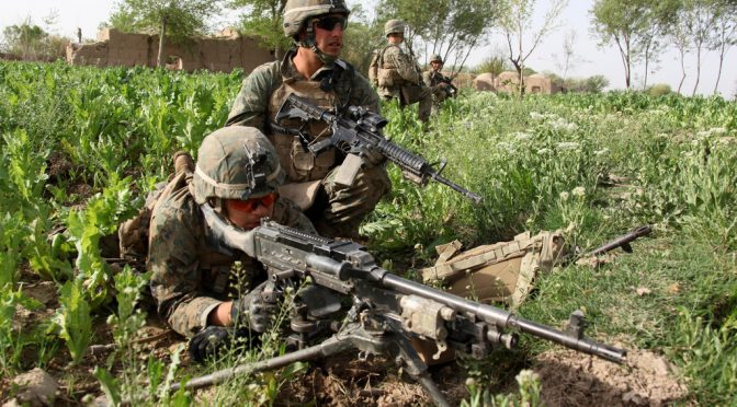 Afghanistan's Multibillion Dollar Opium Trade, Rising Heroin Addiction in the US