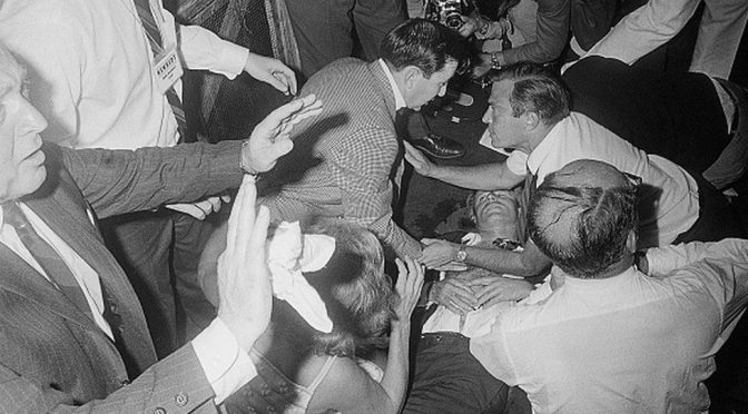 The Blatant Conspiracy behind Senator Robert F. Kennedy's Assassination