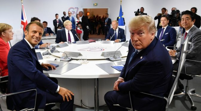 Mixed Messages and Confusion in U.S. Policy Regarding Europe and Russia