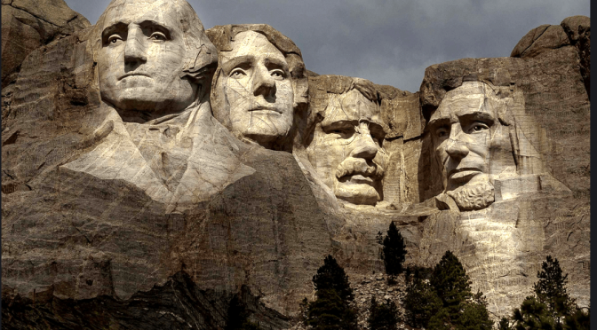 The Colonial Politics Appropriating Mount Rushmore