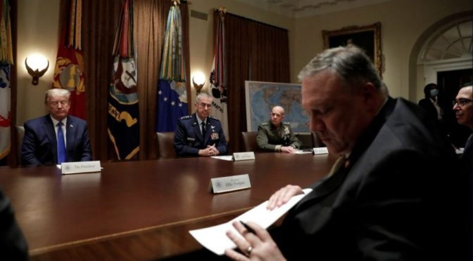 Trump & Pompeo Craft No-Win Solutions for the World
