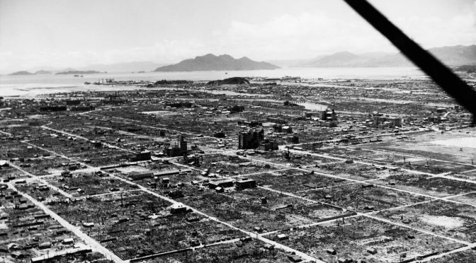 Another Hiroshima is Coming — Unless We Stop it Now