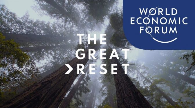 Breaking Down the Global Elite's 'Great Reset' Master Plan