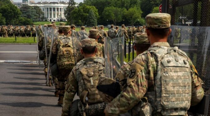 Will a Military Coup Undo the November Elections, Donald Trump and the Republic Itself?