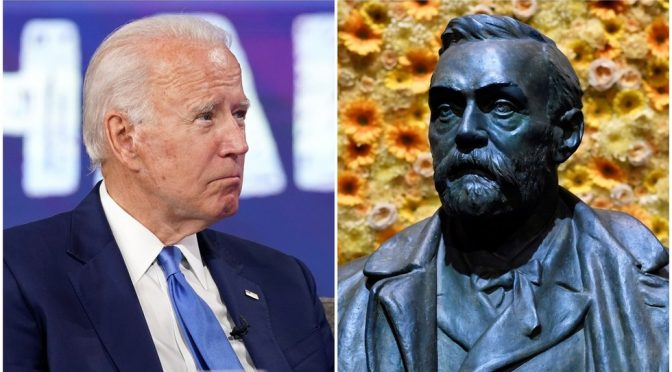 Biden Gets Endorsements from 81 Nobel Laureates