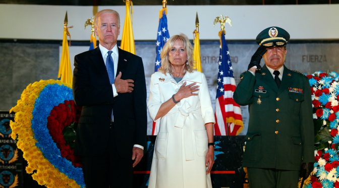 Biden's Role in the Failed War on Drugs