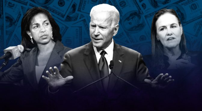 Meet the Filthy Rich War Hawks That Make up Biden's New Foreign Policy Team